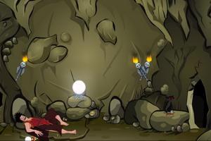 魔法洞穴逃生