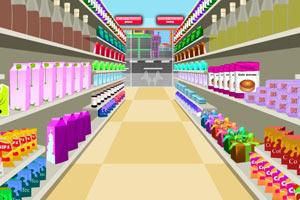 超级市场逃脱