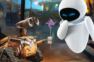 机器人总动员找茬