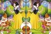 白雪公主找不同