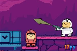 宇航员大战外星人3