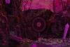 逃离迷幻紫色森林