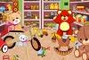玩具商店找物品