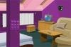 逃出紫色简单房间