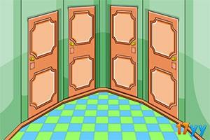 逃离重重的门2