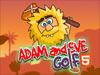 亚当玩高尔夫