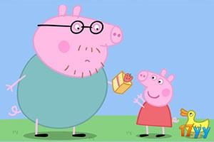 小猪佩奇糖果画线无敌版