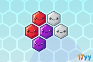六边形方块
