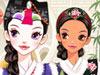 农历新年化妆版