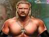WWE硬汉化妆