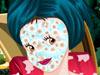 白雪公主面部化妆