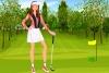 高尔夫美女