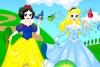 童话公主齐换装