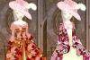 皇宫贵族的复古装扮