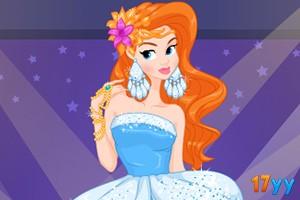 公主现代时装秀