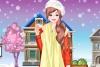 女孩的冬日时尚