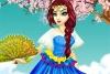 吉普赛公主打扮