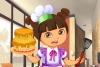 小厨师朵拉的蛋糕